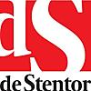 DeStentor logo, opdrachtgever van Frans Foto te Zwolle
