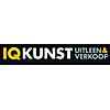 IQkunstuitleen, logo opdrachtgever van Frans Foto te Zwolle