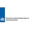 Ministerie Binnenlandse Zaken logo, opdrachtgever van Frans Foto te Zwolle