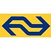 Nederlandse Spoorwegen logo, opdrachtgever van Frans Foto te Zwolle